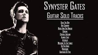Synyster Gates - All Multitrack Guitar Solos