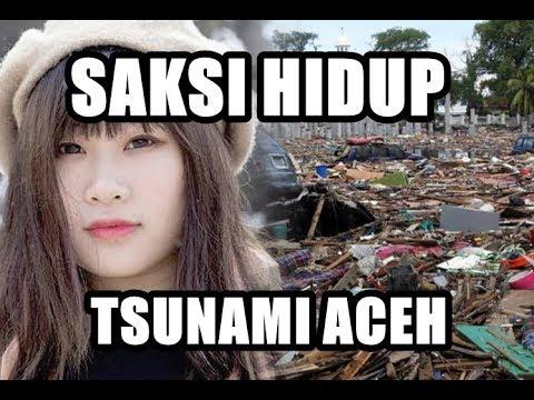 Kisah Tsunami Aceh - Erika Su