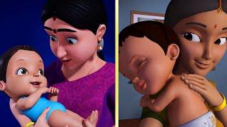 Laali Haadu - Malagu Malagele Chinna | Kannada Lullaby | Infobells