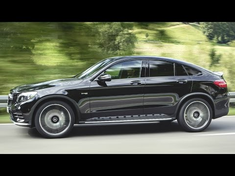 Mercedes GLC43 AMG 4MATIC Coupe 367HP - Drive And Design
