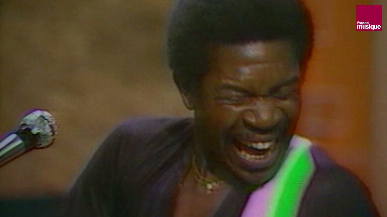 Luther Allison en 1979 sur Antenne 2