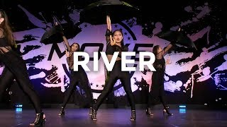 River - Bishop Briggs (Dance Video) | @besperon Choreography
