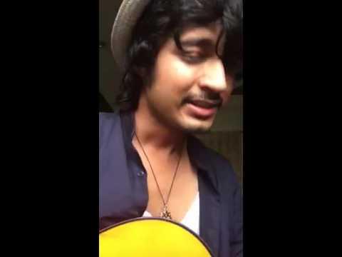 tere bin nhi lage jiya selfie video of mohit gaur