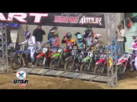 Jackson AX - 2016 RIDE365.com Arenacross Tour Presented By FXR Racing