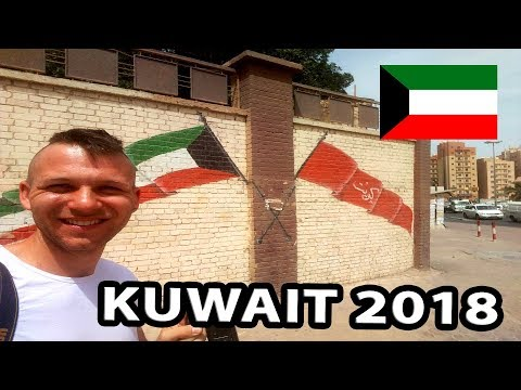 My Travel Diary - Kuwait 2018 (Souk, Mosque, Food, City Tour) 31/03/2018