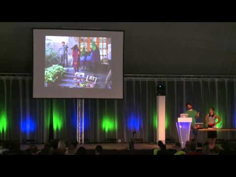 OHM 2013: FoodPhreaking: Hacking the Food System Beyond the Screen and Outside of the Home Kitchen