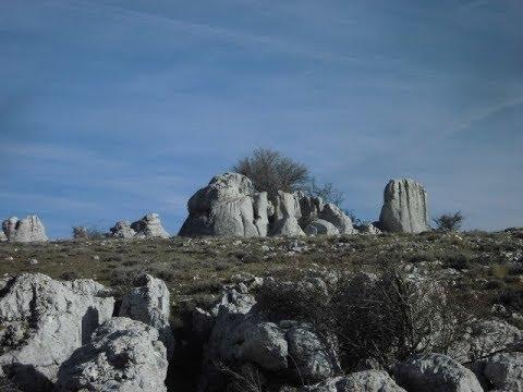 Exploration du mystérieux Plateau de Caussols
