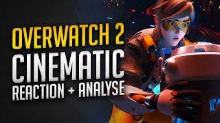 Overwatch 2 Cinematic Analyse | Overwatch 2: Die Stunde Null