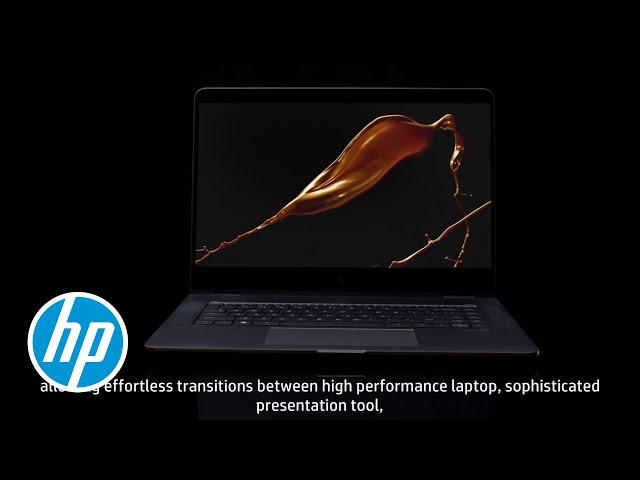 HP Spectre x360 Seductive power. In all modes | HP