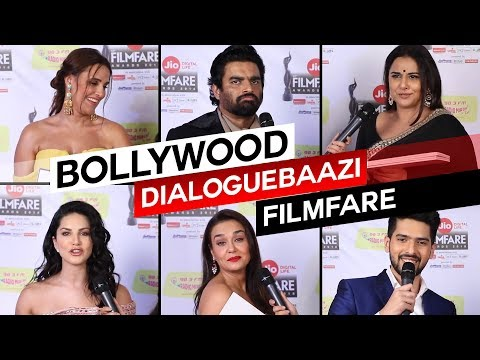 Filmfare Red Carpet | Dialoguebaazi with Bollywood Stars | RJ Supriya | Radio Mirchi