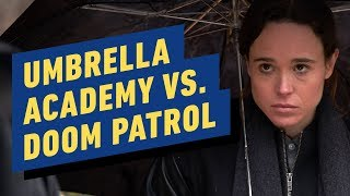 Umbrella Academy vs. Doom Patrol: Which is Better?