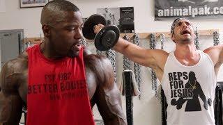 How to Find a Gym Buddy ft. Mike Rashid