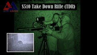 Air Arms  22 calibre S510 TDR field trial
