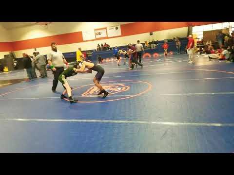Championship match ngmal individual league championships Matt sosebee valley point middle school