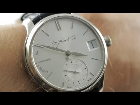 H. Moser & Cie Endeavour Perpetual Calendar (1341-0204) Luxury Watch Review