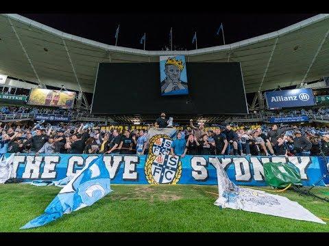 SYDNEY COVE BAY 23 | BEST FAN MOMENTS 2017/18 | Sydney FC Fans