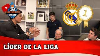 El REAL MADRID GANA y es el NUEVO LÍDER de LA LIGA