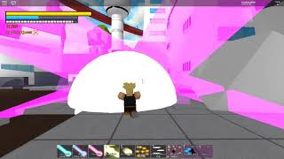 Roblox - how to level up fast and get lot's of money in dragon ball z final stand!!