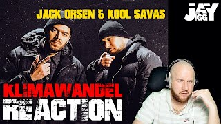 Jack Orsen & Kool Savas - KLIMAWANDEL (Audio) I REACTION