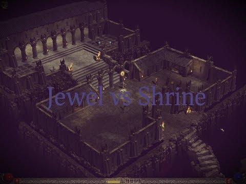 Công thức ép Jewel vs Shrine