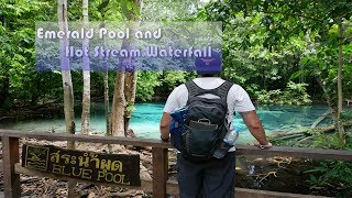 Thailand Vlog 13: Emerald Pool and Hot Spring Waterfall