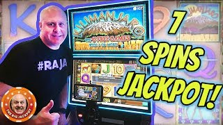 ⛰️Jackpot in 7 SPINS! ⛰️ $100 a Bet Kilimanjaro WIN! 🎰| The Big Jackpot