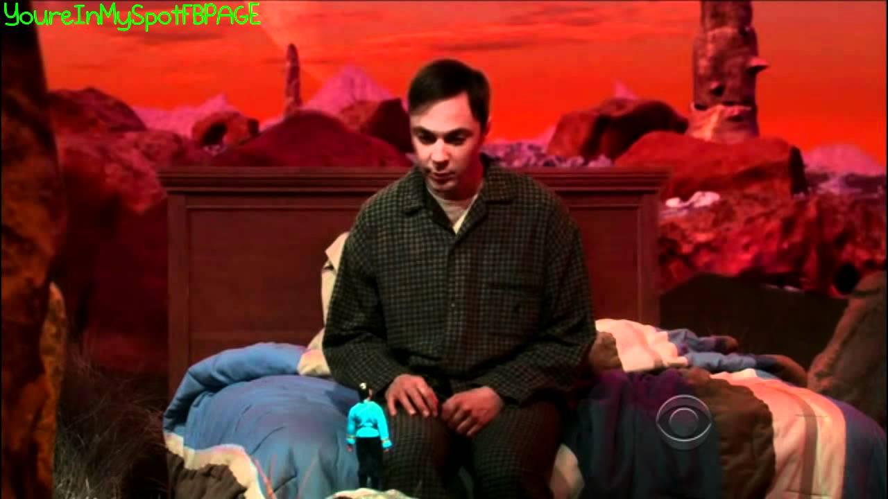 Sheldon In Star Trek -...