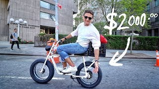 Download Is This Bike worth $2000? [SUPER 73 REVIEW] Mp3 and Videos