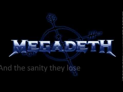 Megadeth - Dawn Patrol (enhanced bass + lyrics)
