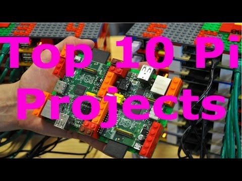 Top 10 Raspberry Pi Projects 2016