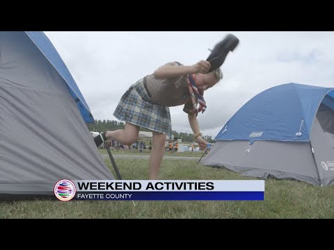 59News Live from the World Scout Jamboree - Day 6