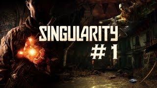 Singularity Walkthrough Part 1 - Kotorga 12