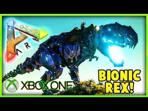 ark xbox one bionic