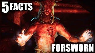 Skyrim - 5 Forsworn Facts - Elder Scrolls Lore