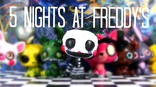 Littlest Pet Shop Five Nights At Freddy s Customs