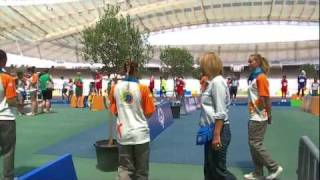 World Summer Games Special Olympics ASTHENS 2011 - Awards Ceremony Athletics