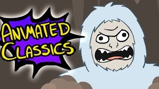 THE YETI ENCOUNTER - Animated Classics