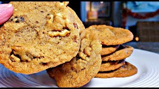 Walnut Cookies Recipe   Easy Holiday Cookie Recipe   Simply Mama Cooks