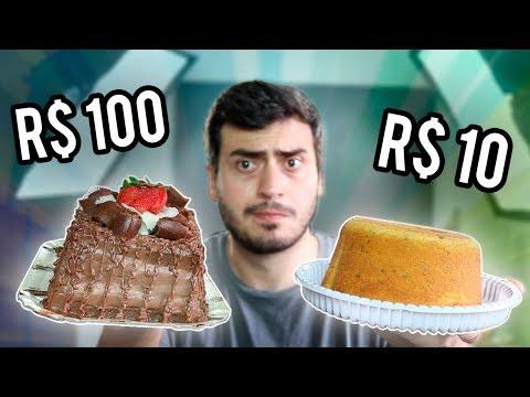 BOLO DE RICO VS BOLO DE POBRE! QUAL É MELHOR???