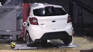 Ford Ka+ - Crash Tests 2017 | AutoMotoTV Deutsch