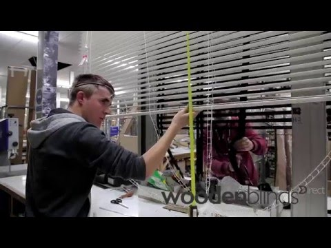 Wooden Blinds Direct: The Home of Real Wooden Blinds