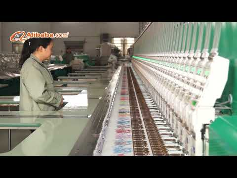 THE BEST CHINESE EMBROIDERY MACHINES SUPPLIER
