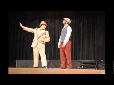 Alder Avenue Middle School Drama Club performs 'Guys and Dolls Jr.' March 6-8, 2014