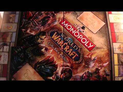 Monopoly World of Warcraft | Pour l'Alliance !