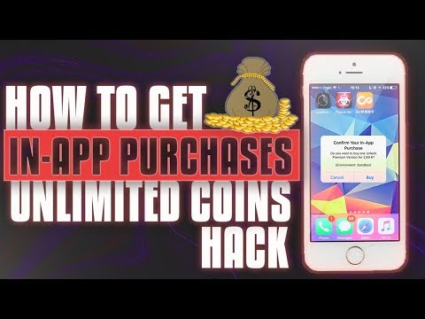 Get IN-APP PURCHASES ( FREE ) iOS 10 - 10.3.3 (No Computer / No Jailbreak)