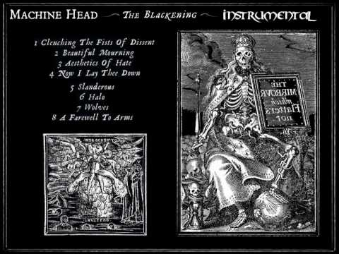 [Instrumental] Machine Head - Beautiful Mourning [HD]