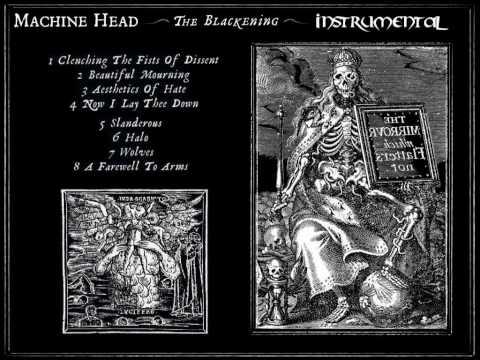 [Instrumental] Machine Head - Beautiful Mourning [HD]