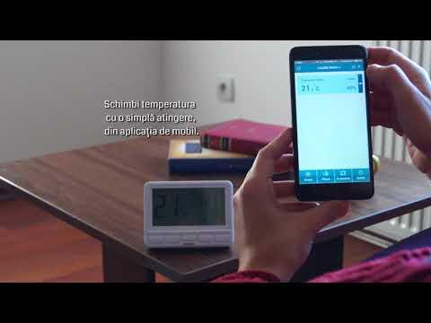Termostat Poer Smart - prezentare termostat