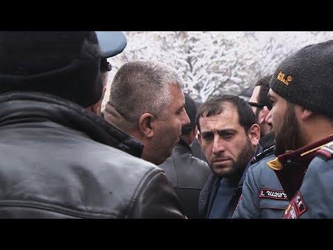 Фермеры Армении протестуют против нового закона о забое скота