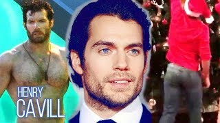 My take on a definitive henry cavill tribute compilation. there's bit of everything here from his gorgeous smile, dazzling blue eyes, chiseled jawline, and...